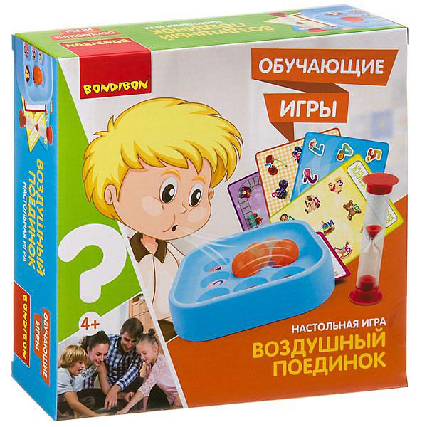 """Картинка для Bondibon Настольная игра Bondibon """"Воздушный поединок"""""""