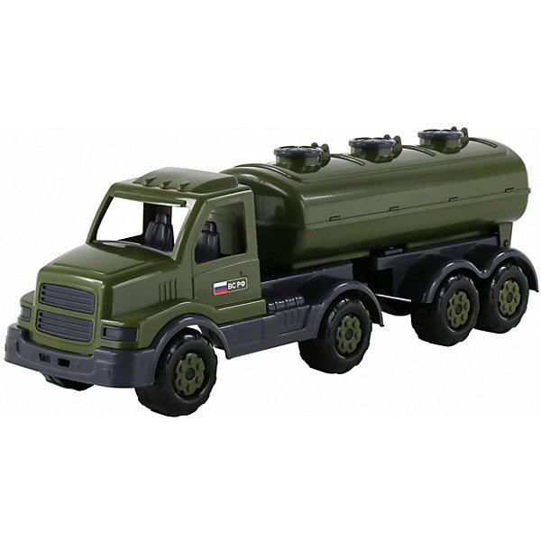 Полесье Военный полуприцеп с цистерной Полесье Сталкер автомобиль с цистерной полесье мой первый грузовик в сеточке 5441