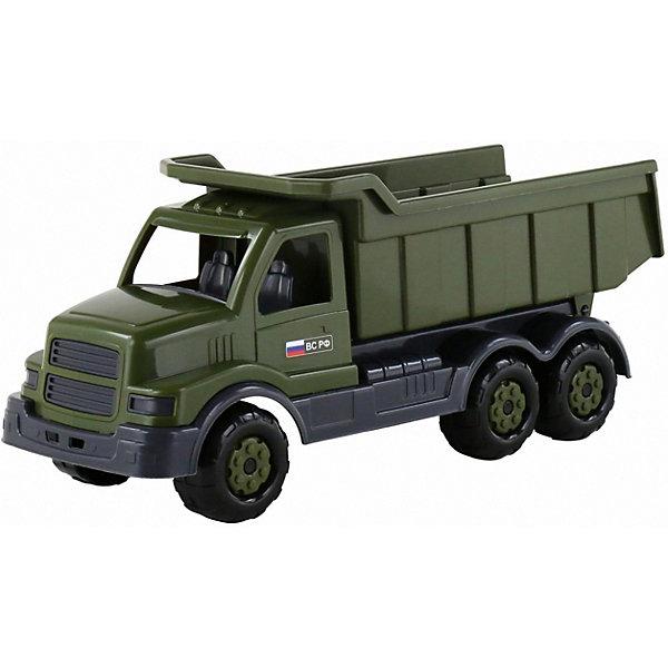 Полесье Самосвал военный Полесье Сталкер игрушка лена самосвал для мусора 08831