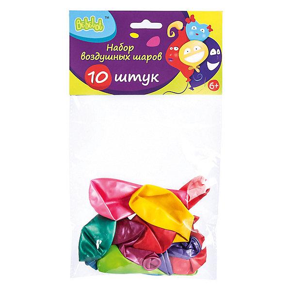 Bebelot Набор воздушных шаров 20 см, 10 шт
