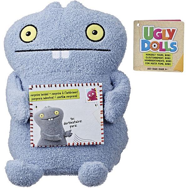 Мягкая игрушка Ugly Dolls От всего сердца ваш Бабо, 11 см фото