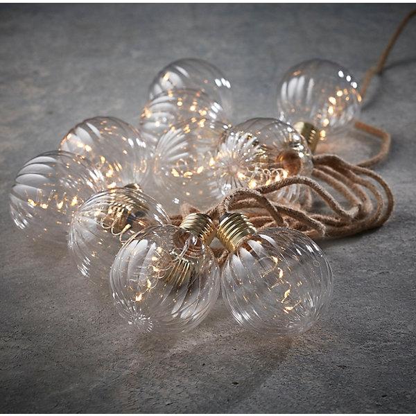 Luca lighting Электрогирлянда Ретро, круглые лампы
