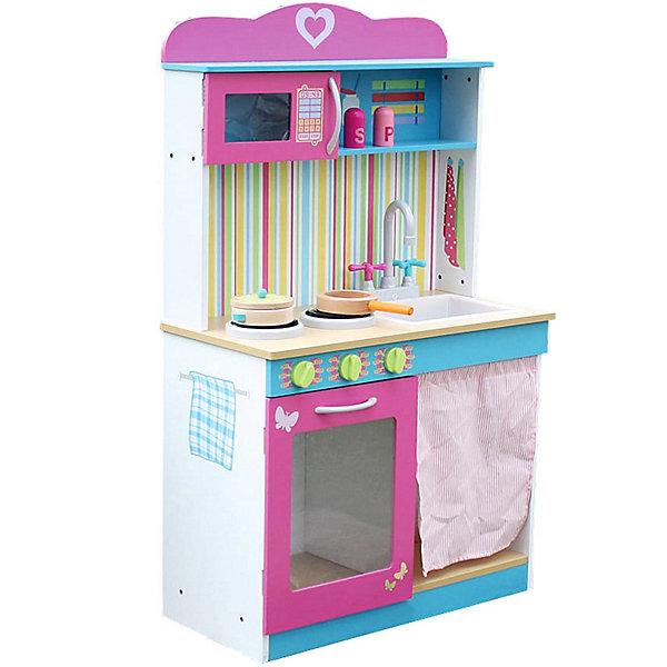 Купить Детская кухня Lanaland Римини , Китай, rosa/blau, Женский