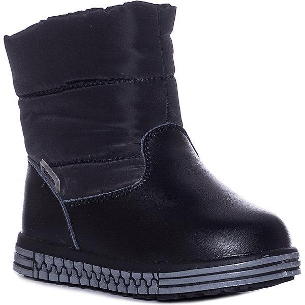 Kenka Утеплённые сапоги KENKA сапоги для мальчика kenka цвет черный lpg 71030 black размер 36
