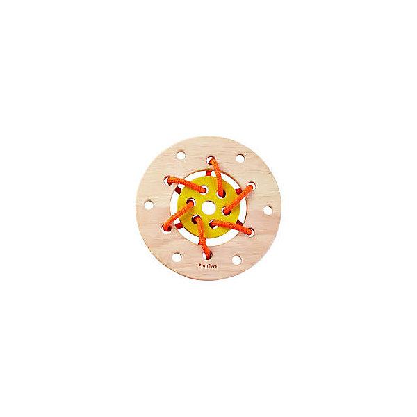 Plan Toys Шнуровка Кольцо