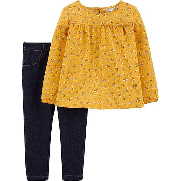Комплект : туника и брюки Carter`s 12588783
