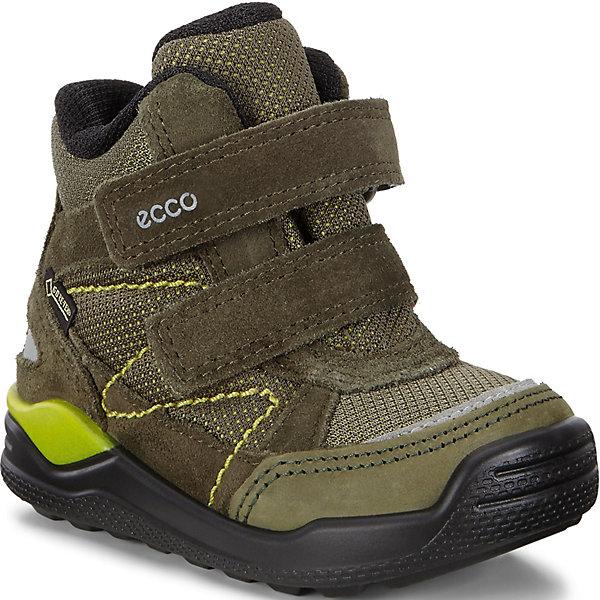 Купить Утеплённые ботинки ECCO, Индонезия, синий, 30, 28, 26, 25, 29, 27, 24, Унисекс