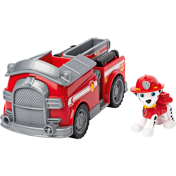 Spin Master Игровой набор Spin Master Paw Patrol, Маршал игровой набор spin master dragons иккинг и дневная фурия 6052266