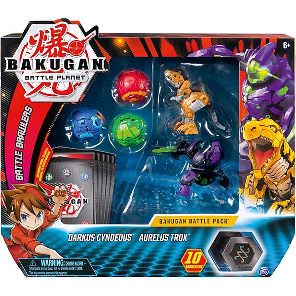Spin Master Большой игровой набор Bakugan №2