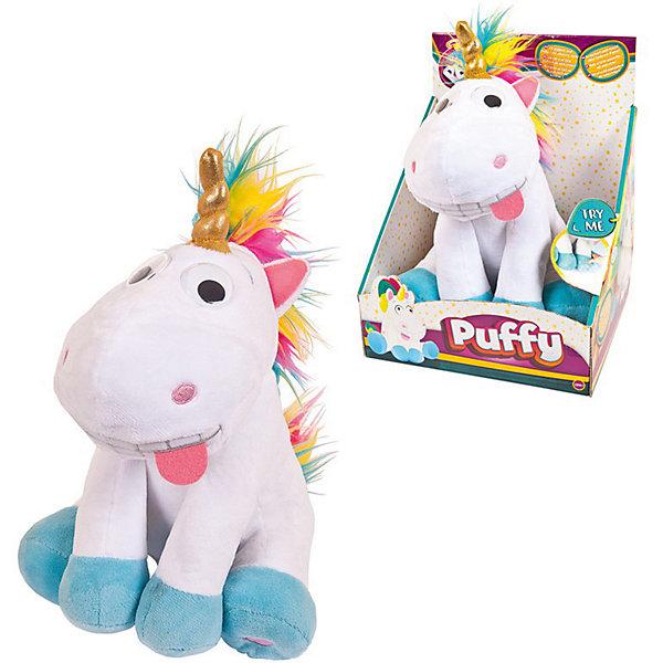 цена на IMC Toys Интерактивная игрушка IMC Toys Club Petz Funny Единорог Puffy
