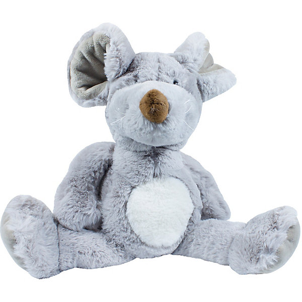 Teddykompaniet Мягкая игрушка Teddykompaniet Мышка, 39 см