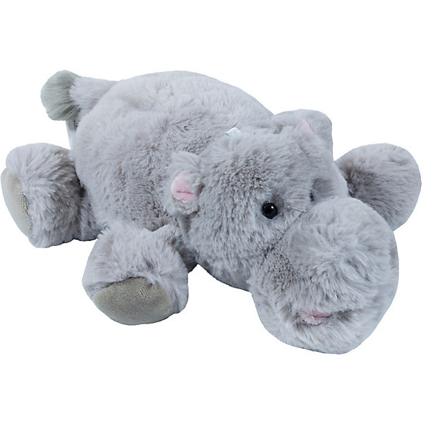Teddykompaniet Мягкая игрушка Teddykompaniet Бегемот, 27 см teddykompaniet пинетки кот большие 12 см динглисар