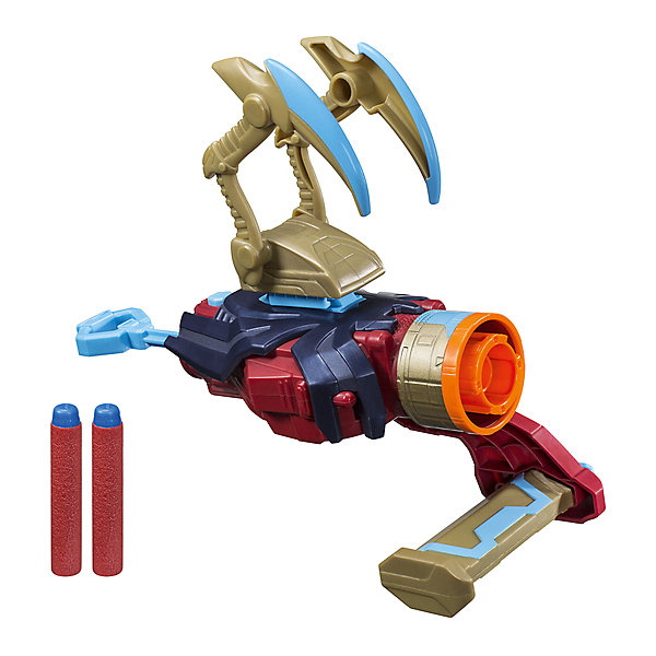 Hasbro Сборная экипировка-бластер Avengers Nerf Железный паук