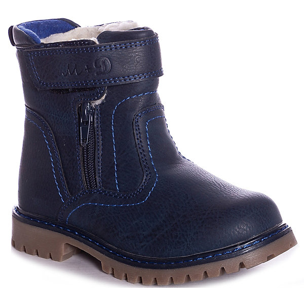 М+Д Ботинки зимние