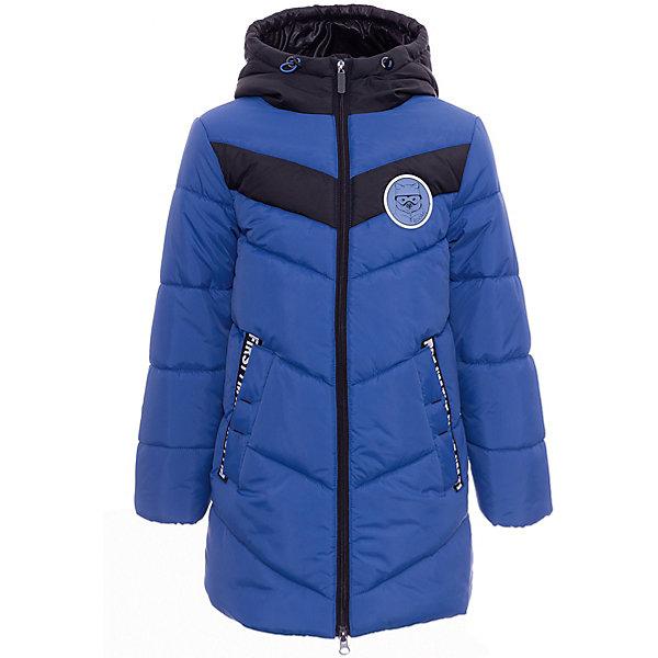 Купить Утеплённая куртка Boom by Orby, Россия, синий, 146, 98, 134, 128, 110, 158, 122, 104, 140, 116, 152, Мужской