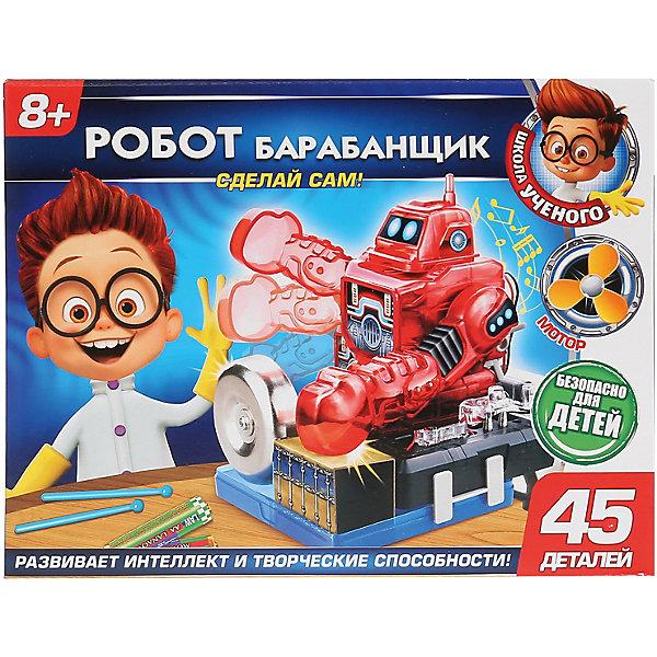 Играем вместе Игровой набор Вместе Школа Ученого Робот-барабанщик