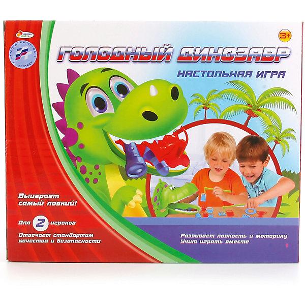 Купить Настольная игра Играем Вместе Голодный динозавр, Играем вместе, Китай, Унисекс