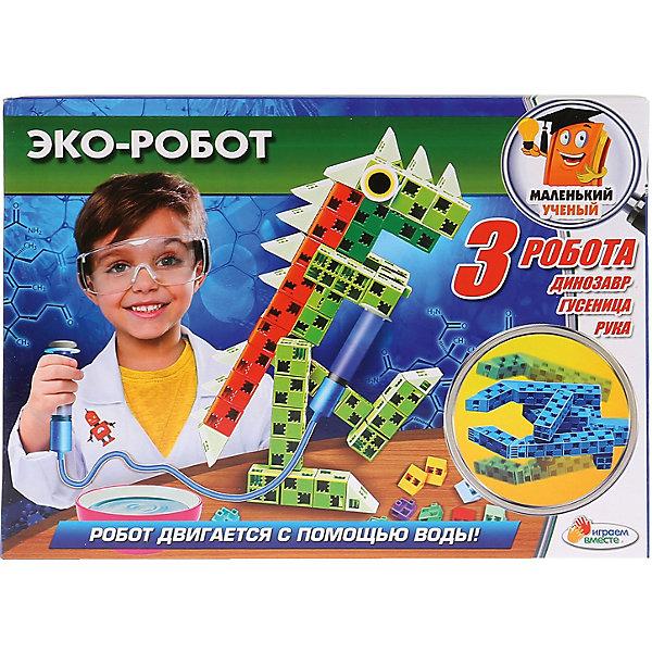 Играем вместе Игровой набор Вместе Эко-робот