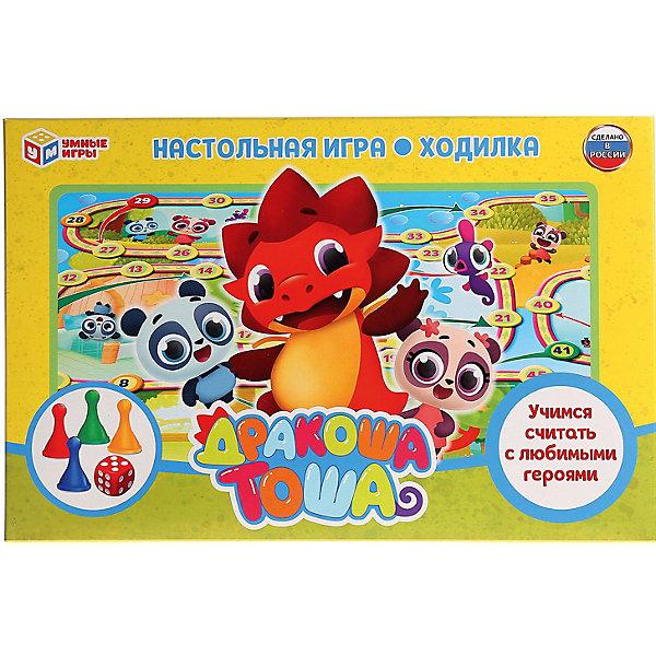 Купить Настольная игра-ходилка Умка Дракоша Тоша, Россия, Унисекс