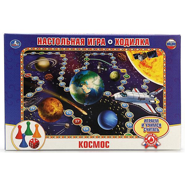 Купить Настольная игра-ходилка Умка Космос, Россия, Унисекс
