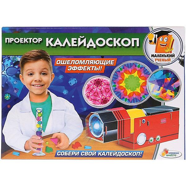 Купить Игровой набор Играем Вместе Проектор калейдоскоп, Играем вместе, Китай, разноцветный, Унисекс
