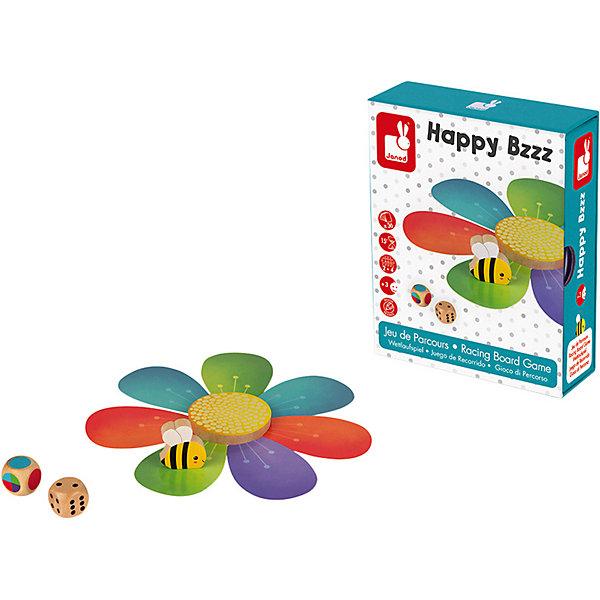 Janod Настольная игра Счастливая пчелка