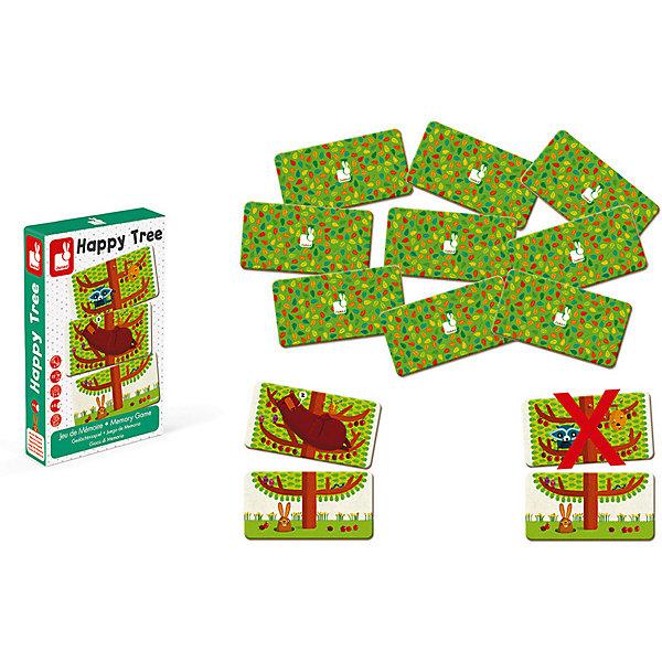 Janod Настольная игра Счастливое дерево