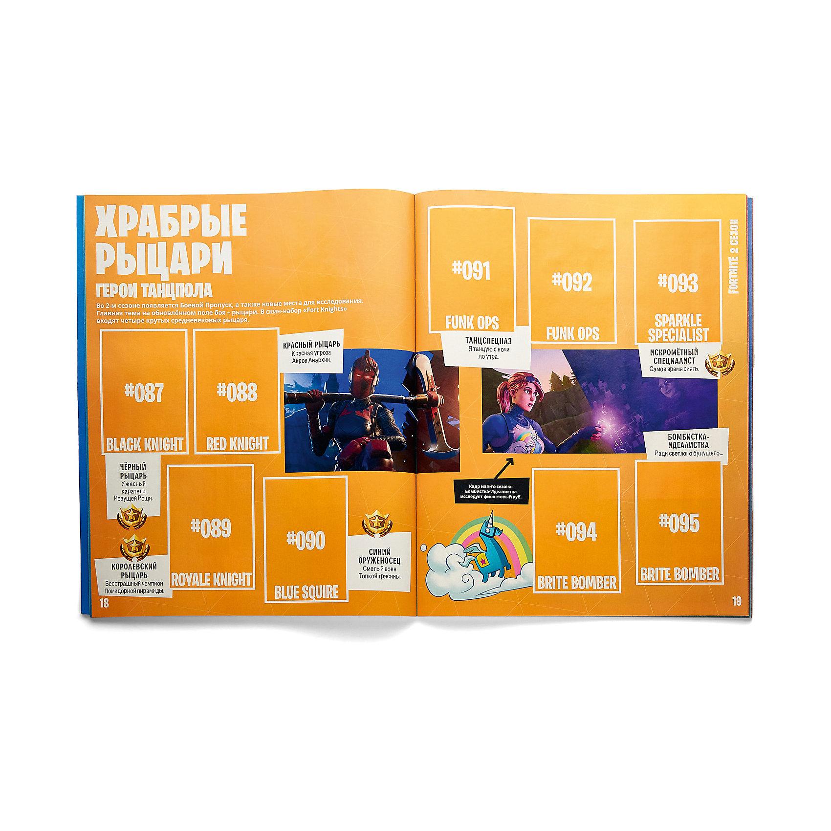 Альбом для наклеек Panini Fortnite по цене 157