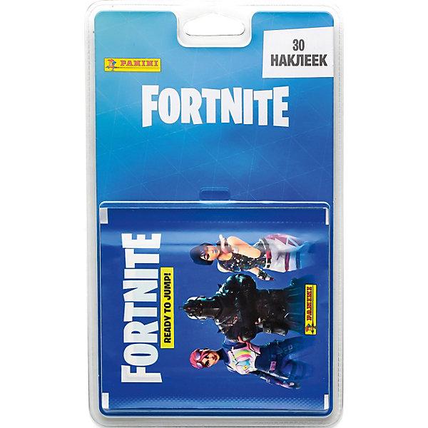 Panini Блистер с наклейками Fortnite, 6 пакетиков