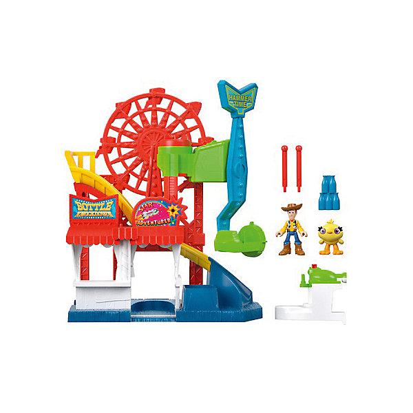 цена Mattel Игровой набор Imaginext