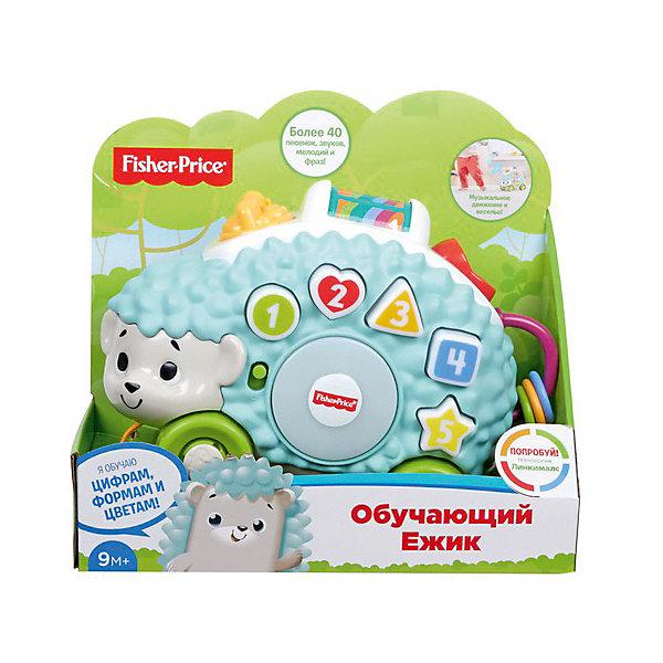 Mattel Обучающая игрушка Fisher-price Музыкальный Ёжик