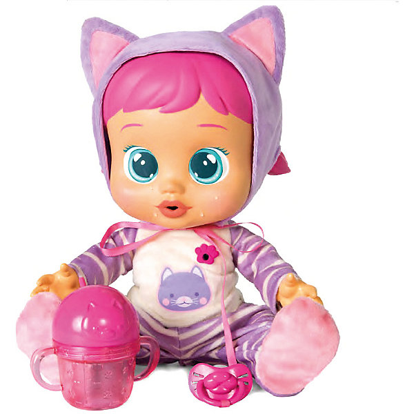 Купить Плачущий младенец IMC Toys Cry Babies Кэти, Китай, разноцветный, Женский