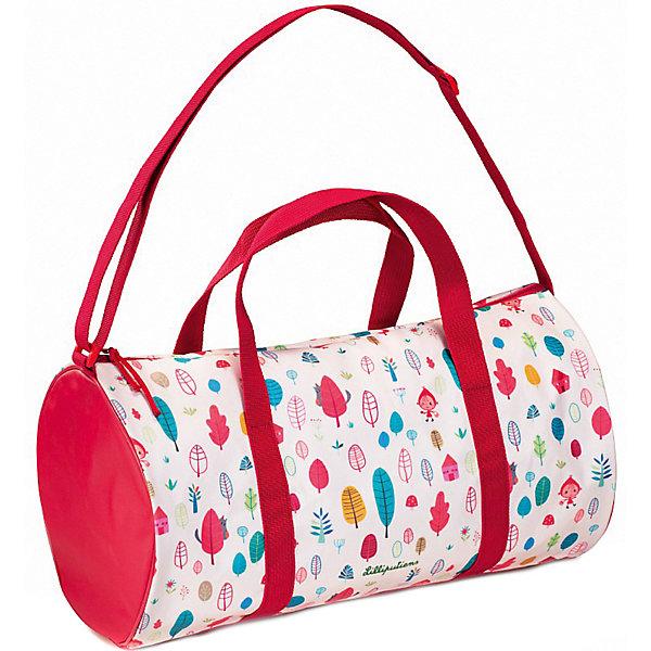 Lilliputiens Спортивная сумка Красная Шапочка, красная