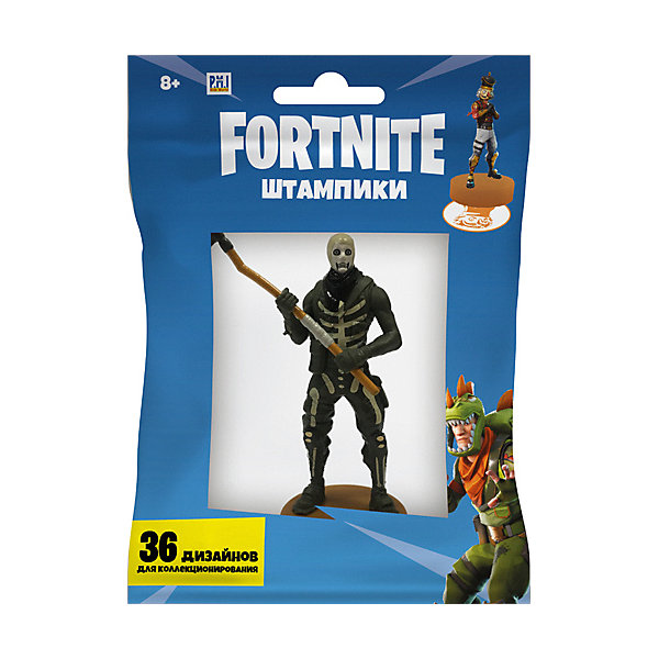 Fortnite Фигурка-штамп Скелет