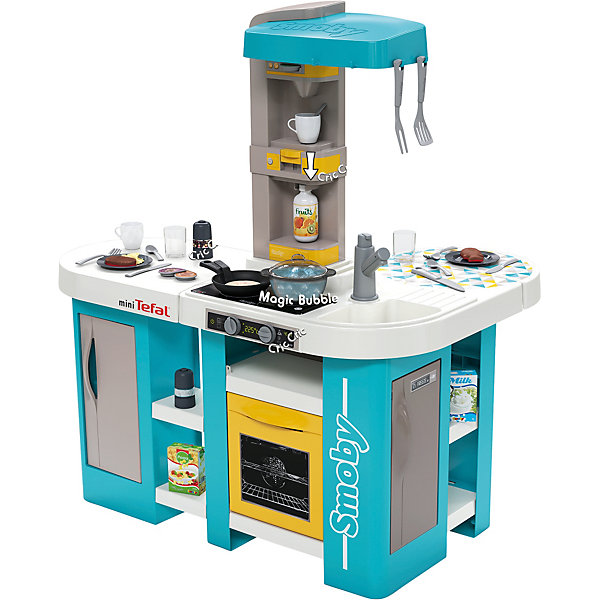 купить Smoby Кухня электронная Smoby Tefal Studio XL по цене 11990 рублей