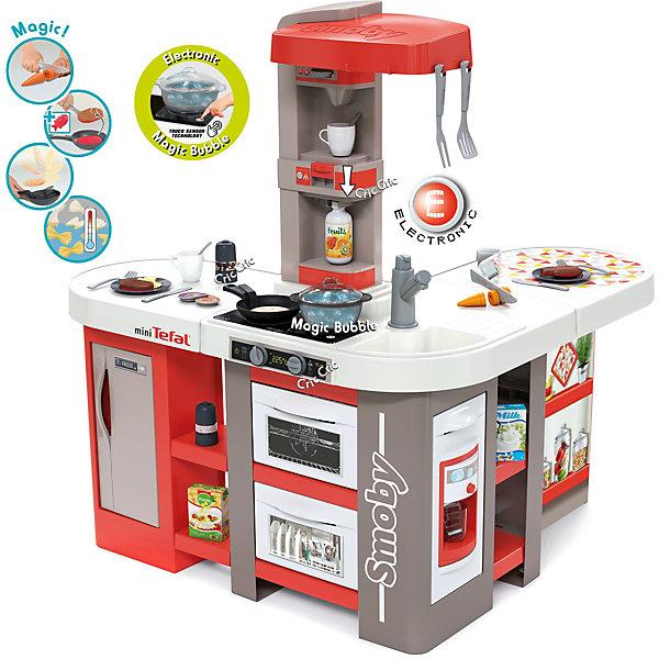 купить Smoby Кухня электронная Smoby Tefal Studio XXL по цене 14990 рублей