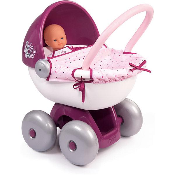 Картинка для Smoby Коляска для кукол Smoby Baby Nurse