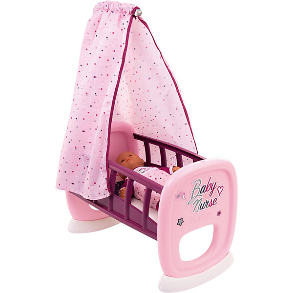 Smoby Колыбель для пупса Baby Nurse
