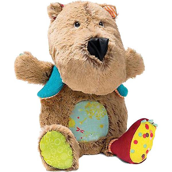Lilliputiens Игрушка-ночник Lilliputiens Медвежонок Цезарь, звук игрушка