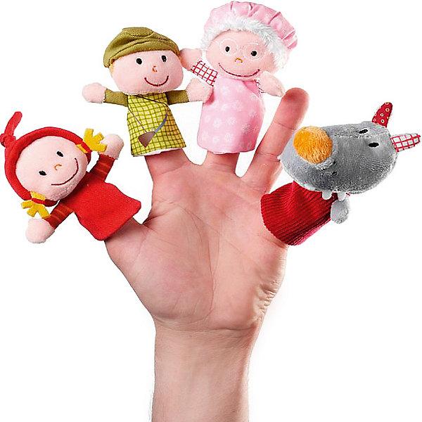Lilliputiens Кукольный театр Lilliputiens Красная Шапочка дракон уолтер корзина для игрушек lilliputiens