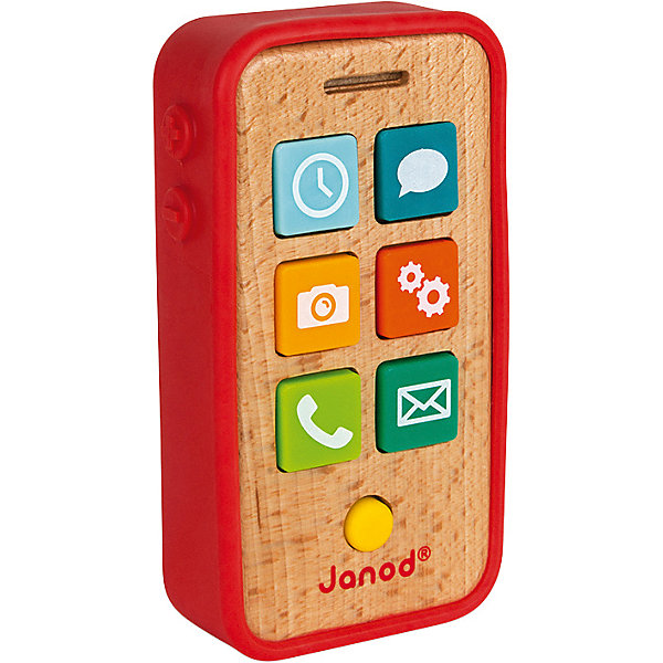 Janod Игрушка Janod Смартфон, звук, смартфон