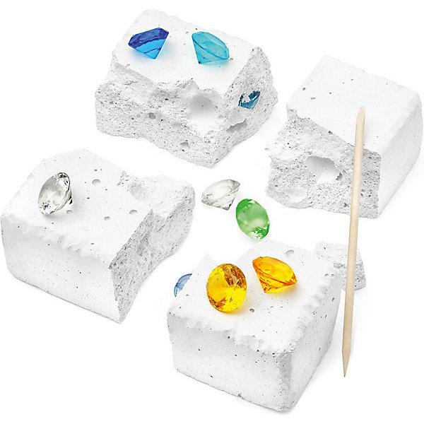 Купить Набор для проведения раскопок Настоящие раскопки Сокровища, Россия, разноцветный, Унисекс