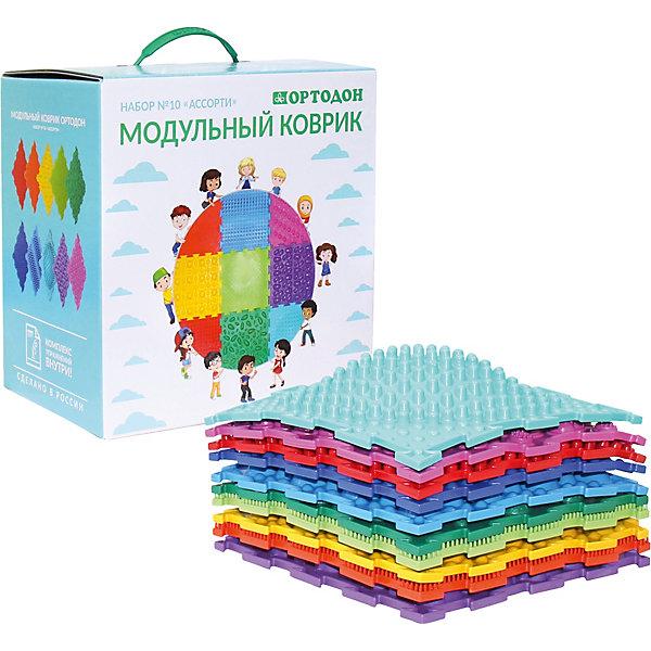 ОртоДон Модульный коврик Ортодон Набор №10 Ассорти