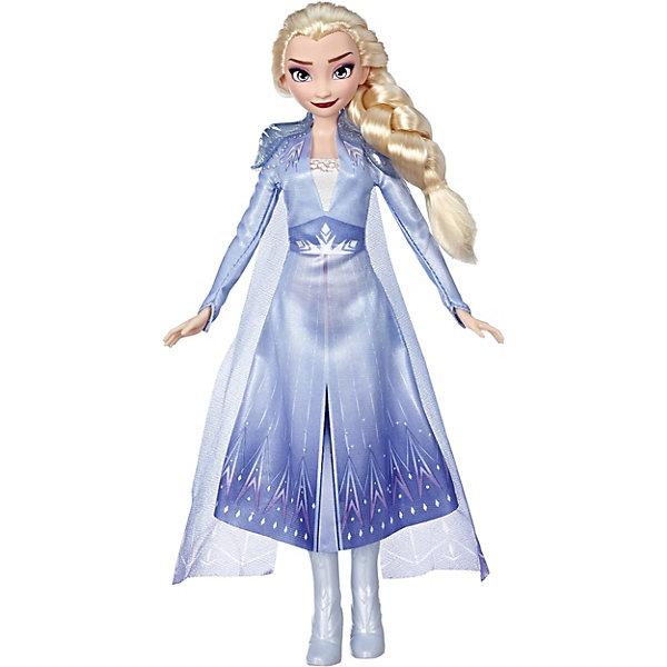 Купить Кукла Disney Princess Холодное сердце 2 Эльза, Hasbro, Китай, Женский