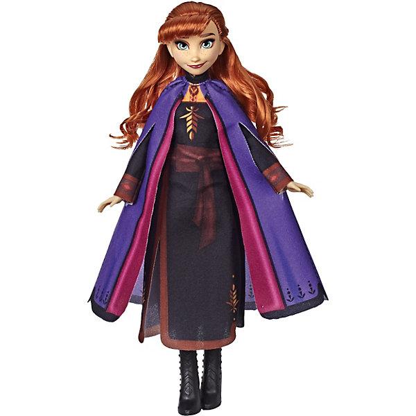 Hasbro Кукла Disney Princess Холодное сердце 2 Анна игрушка hasbro кукла princess disney модная ариэль e83975x0