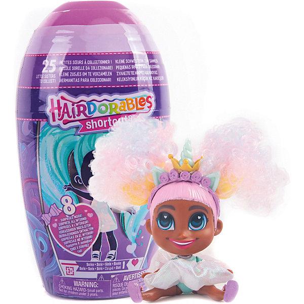 Hairdorables Кукла-сюрприз Малышки-сестрички с аксессуарами