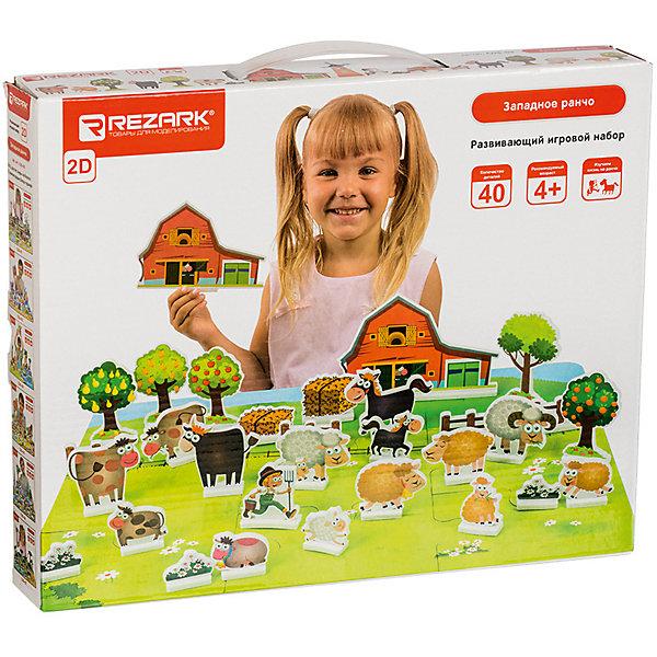 Купить Развивающий игровой набор Rezark Западное ранчо , Китай, Унисекс