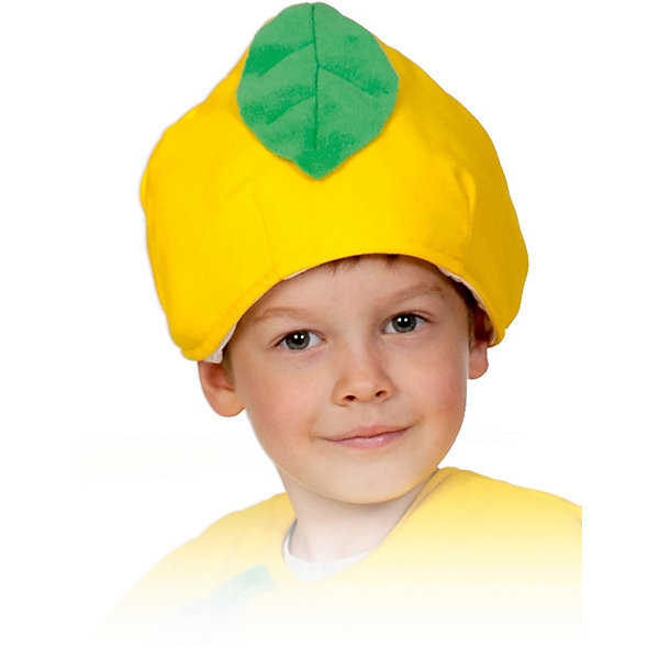 Карнавалофф Маска-шапочка Лимон