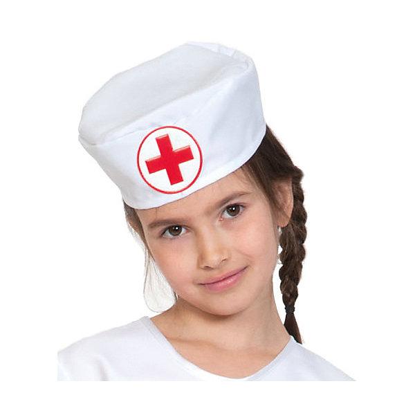 Карнавалофф Карнавальная шапка Карнавалофф Медицинская шапочка