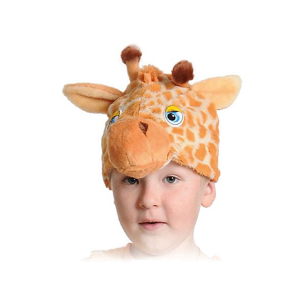 Карнавалофф Маска-шапочка Жирафчик